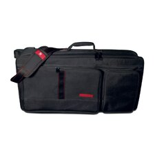 DJ Controller Bag with Wheels and Pull Out Handle