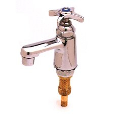 Single Hole Faucet with Single Cross Handle