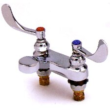 Centerset Medical Bathroom Faucet with Double Handles