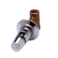 Concealed Straight Valve