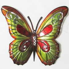 Metal 3D Butterfly Wall Décor