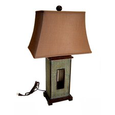 "Tall 28.5"" H Table Lamp"
