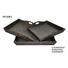 Serving Trays (Set of 3)