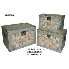 Checker Trunk (Set of 3)