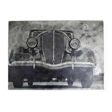 Vintage Car Wall Décor