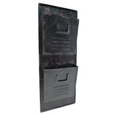 Wall Locker Mail Holder