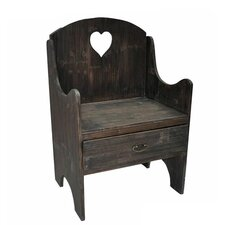 Heart Garden Chair