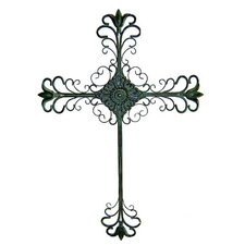 Tall Cross Wall Décor