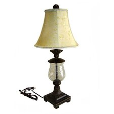 "Tall 28.5"" H Traditional Table Lamp"