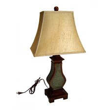 "Tall 27.75"" H Table Lamp"