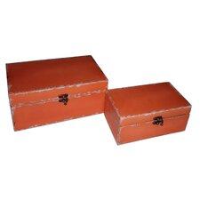 Latch Hook Lock Box (Set of 2)