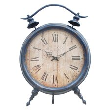 Table Clock with Kickstand