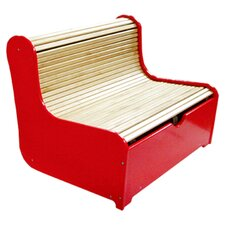 Rolling Kid's Bench