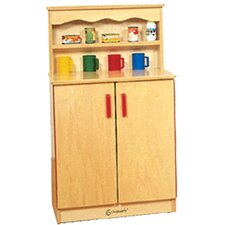 <strong>A+ Child Supply</strong> Cupboard
