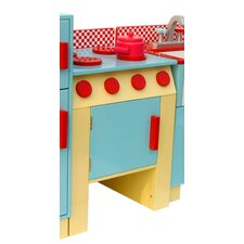<strong>A+ Child Supply</strong> Country Kitchen Stove