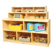 <strong>A+ Child Supply</strong> Toddler Shelf