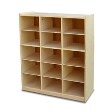 15 Compartment Cubby