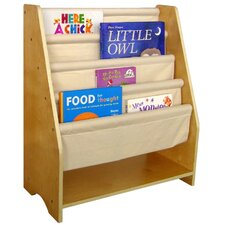 Cloth Book Rack