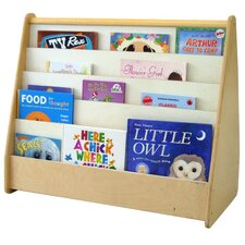 Pick-A-Book Stand, 5 Shelf with Dry Erase