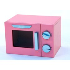<strong>A+ Child Supply</strong> Retro Microwave