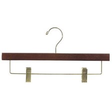 Pant Hanger with Clips