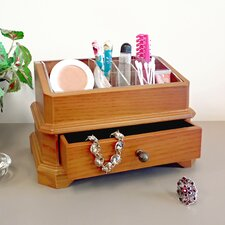 Bellissimo Rome Cosmetic Organizer Jewelry Box