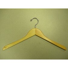 Genesis Flat Coat Hangers (Set of 50)