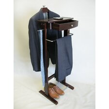 Kingston III Wardrobe Valet Stand
