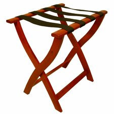 Luggage Rack in Cherry