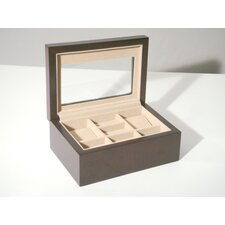 <strong>Proman Products</strong> Bellissimo Palermo Watch and Cufflink Box