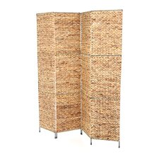 "<strong>Proman Products</strong> 67"" x 15"" Jakarta Folding Screen 4 Panel Room Divider"