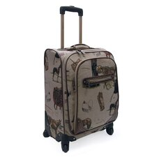Pony Up Expandable Spinner Suitcase