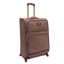 "Monte Carlo 28"" Expandable Spinner Suitcase"