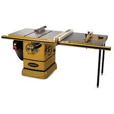 "PM2000 5 HP Three Phase Table Saw With 50"" Accu-Fence System and Rout-R-Lift"