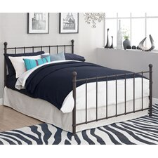 BrickMill Metal Bed