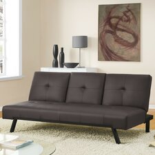 Wynn Cupholder Futon and Mattress