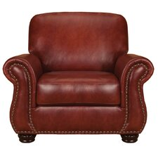 Mackenzie Leather Chair