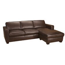 Mitchell Leather Sectional