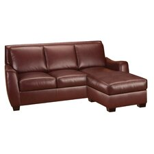 Matheson Leather Sectional