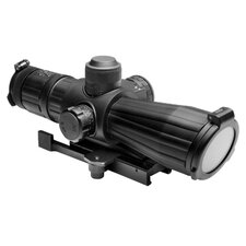 SRT 4x32 Rubber Compact Scope