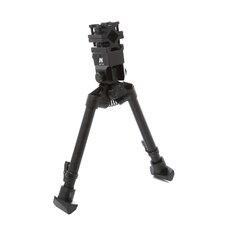 Bipod with Weaver Quick Release Mount in Black