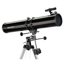 PowerSeeker 114EQ Reflector Telescope