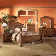 Bella Four Poster Bedroom Collection