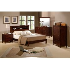 <strong>Greystone</strong> Dalton Platform Bedroom Collection