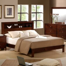 Dalton Queen Panel Bed