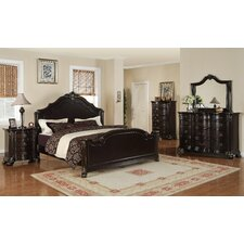 Harper Panel Bedroom Collection