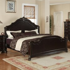 Harper Panel Bed