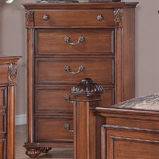 <strong>Greystone</strong> Belhaven 5 Drawer Chest