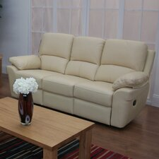 Monzano Corner Group 3 Seater Sofa in Ivory