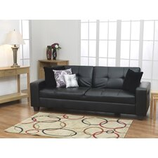 Gemona 3 Seater Convertible Sofa Clic Clac Bed
